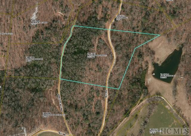 0 Silly Ridge Road, Scaly Mountain, NC 28775 (MLS #87495) :: Berkshire Hathaway HomeServices Meadows Mountain Realty