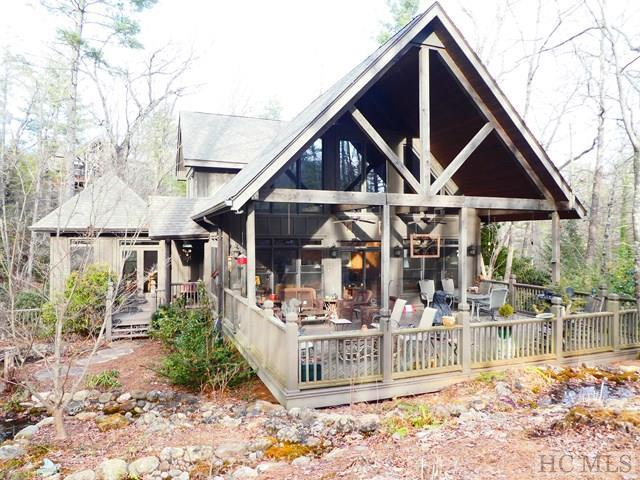 4067 West Club Blvd, Lake Toxaway, NC 28747 (MLS #87541) :: Berkshire Hathaway HomeServices Meadows Mountain Realty