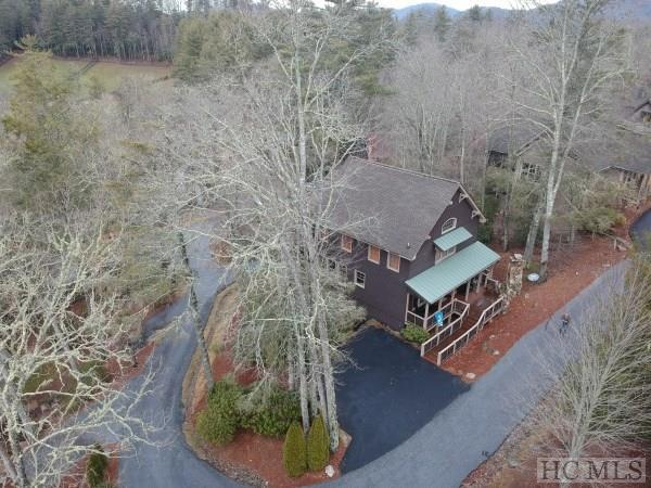 410 Rendezvous Ridge Road, Cashiers, NC 28717 (MLS #87569) :: Berkshire Hathaway HomeServices Meadows Mountain Realty