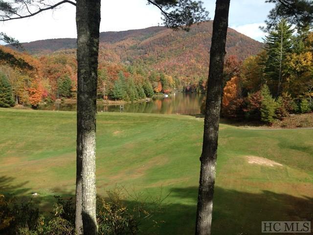 22 Racquet Club Villas Drive D, Sapphire, NC 28774 (MLS #87580) :: Berkshire Hathaway HomeServices Meadows Mountain Realty