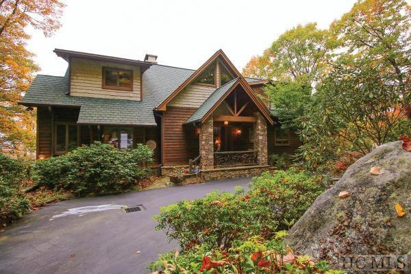 199 Big Terrapin Trace, Cashiers, NC 28717 (MLS #87589) :: Berkshire Hathaway HomeServices Meadows Mountain Realty