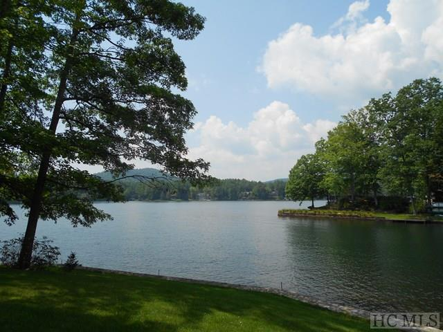 24 Windward Point Road, Lake Toxaway, NC 28747 (MLS #87596) :: Lake Toxaway Realty Co
