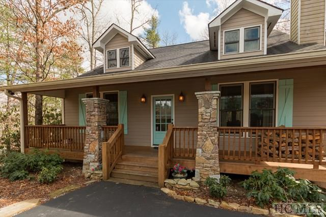 301 Deer Run Road, Sapphire, NC 28774 (MLS #87601) :: Lake Toxaway Realty Co
