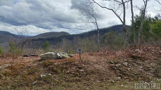 Lot 13 East Ridge, Cashiers, NC 28717 (MLS #87620) :: Lake Toxaway Realty Co