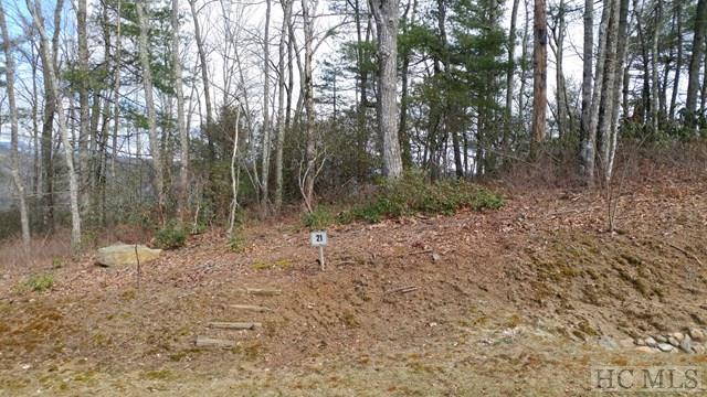 Lot 21 East Ridge, Cashiers, NC 28717 (MLS #87624) :: Lake Toxaway Realty Co