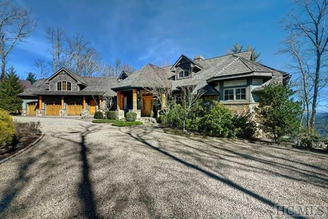 535 Ledgeview, Cashiers, NC 28717 (MLS #87644) :: Lake Toxaway Realty Co
