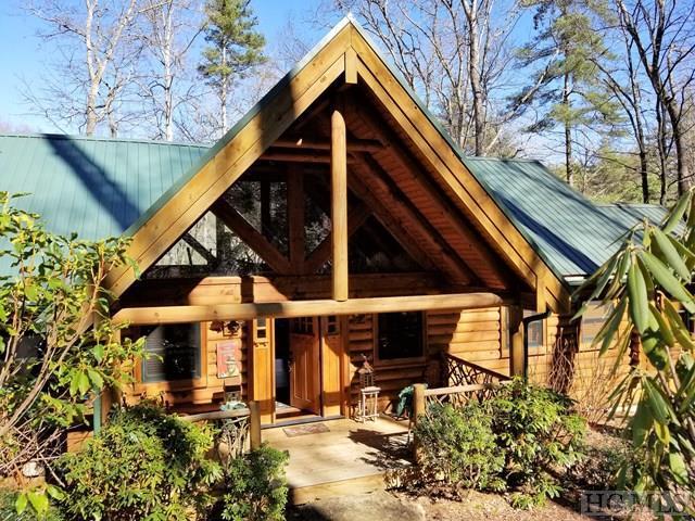 296 Wayside Lane, Cullowhee, NC 28723 (MLS #87662) :: Lake Toxaway Realty Co