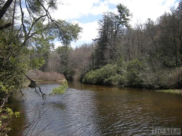 0 Cullasaja Drive, Highlands, NC 28741 (MLS #87675) :: Lake Toxaway Realty Co