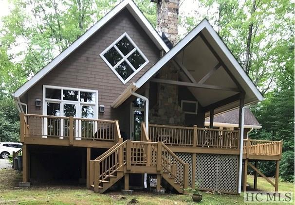 1580 Fairway Drive, Lake Toxaway, NC 28747 (MLS #87704) :: Lake Toxaway Realty Co