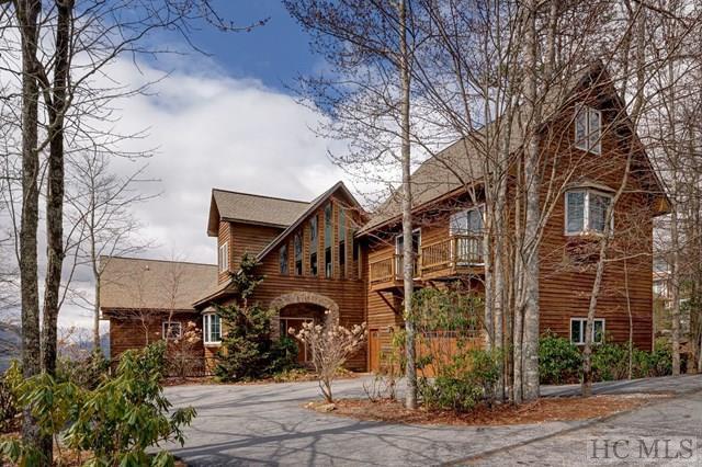 310 Eagle Ridge Road, Sapphire, NC 28774 (MLS #87719) :: Lake Toxaway Realty Co