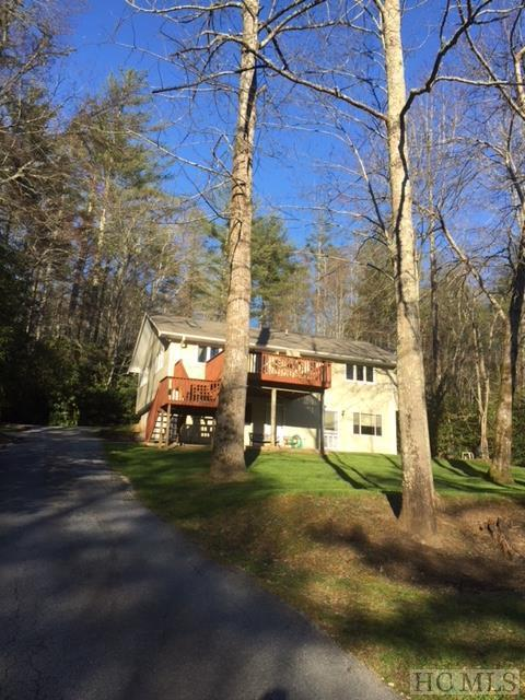 4870 Horse Cove Road, Highlands, NC 28741 (MLS #87749) :: Lake Toxaway Realty Co