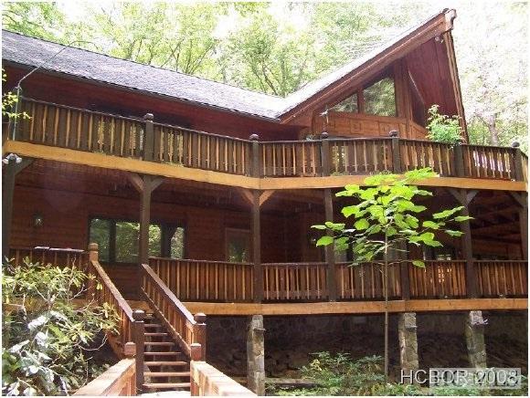 430 Covered Bridge Road, Sky Valley, GA 30537 (MLS #87841) :: Lake Toxaway Realty Co