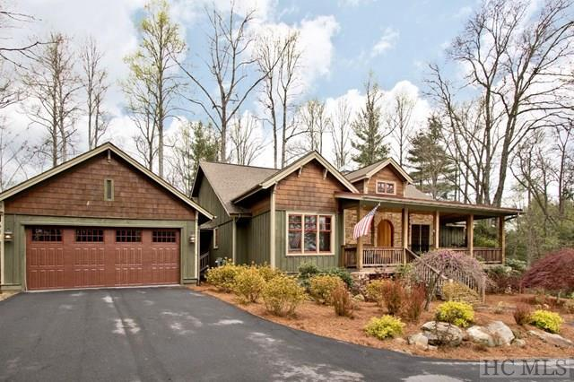 53 Wild Iris Trail, Cashiers, NC 28717 (MLS #88037) :: Berkshire Hathaway HomeServices Meadows Mountain Realty
