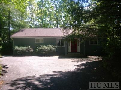3838 West Club Blvd, Lake Toxaway, NC 28747 (MLS #88096) :: Berkshire Hathaway HomeServices Meadows Mountain Realty