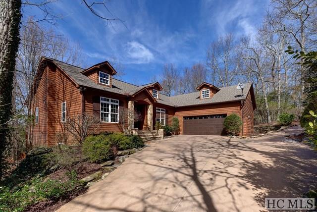 185 Scenic Drive, Dillard, GA 30357 (MLS #88111) :: Berkshire Hathaway HomeServices Meadows Mountain Realty