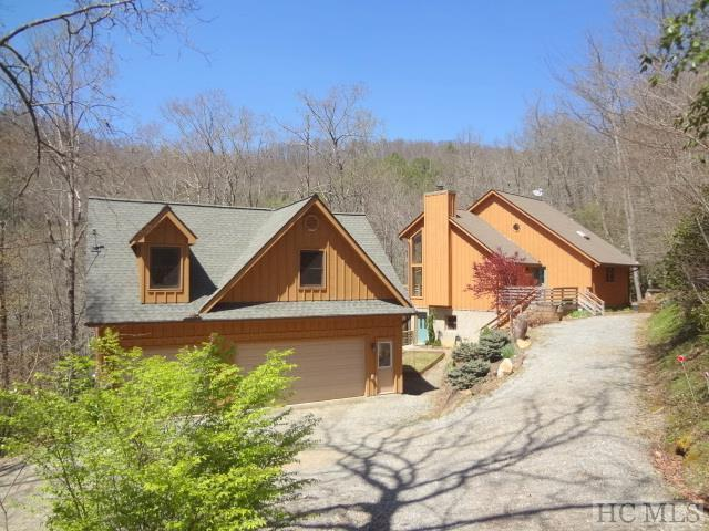 248 Little Rocky Lane, Franklin, NC 28734 (MLS #88133) :: Berkshire Hathaway HomeServices Meadows Mountain Realty