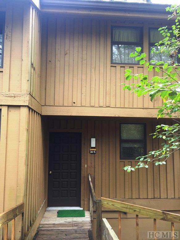 26 C Lonely Mountain Drive C, Sapphire, NC 28774 (MLS #88135) :: Lake Toxaway Realty Co