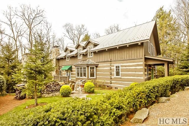 1385 High Gate Road, Highlands, NC 28741 (MLS #88275) :: Berkshire Hathaway HomeServices Meadows Mountain Realty