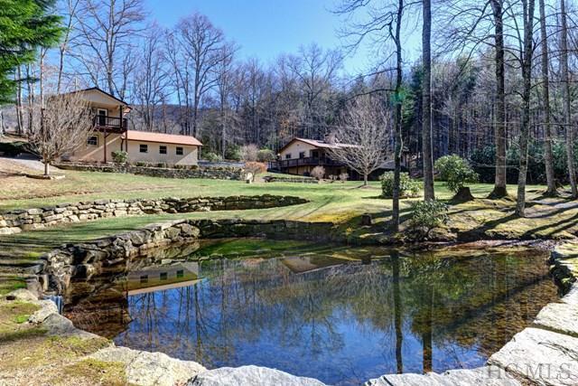 410 Buck Creek Church Road, Highlands, NC 28741 (MLS #88471) :: Lake Toxaway Realty Co