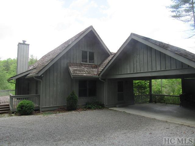 60 West White Owl Lane, Cashiers, NC 28717 (MLS #88570) :: Berkshire Hathaway HomeServices Meadows Mountain Realty