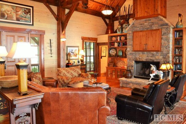 43 Summit Falls Road, Sapphire, NC 28774 (MLS #88580) :: Berkshire Hathaway HomeServices Meadows Mountain Realty