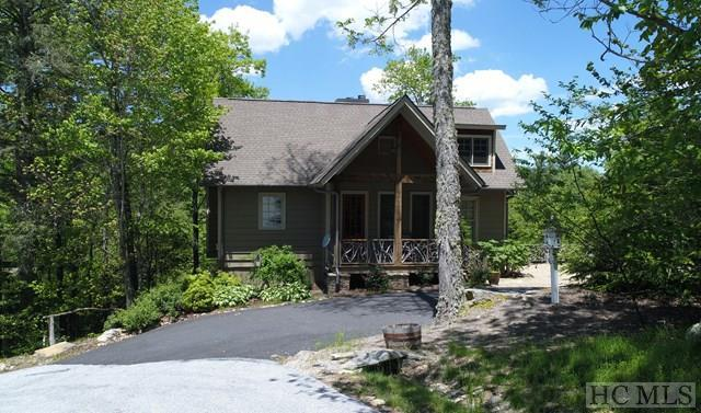 394 Rendezvous Ridge Road, Cashiers, NC 28719 (MLS #88599) :: Berkshire Hathaway HomeServices Meadows Mountain Realty
