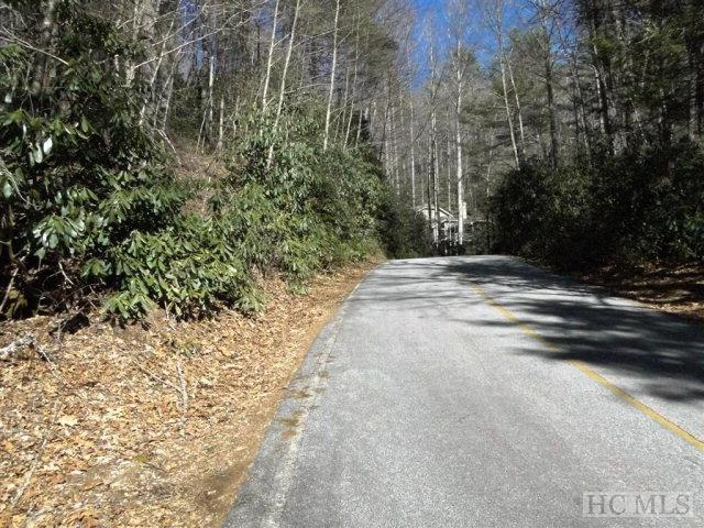 Lot 11 Gold Creek Road, Sapphire, NC 28774 (MLS #88662) :: Berkshire Hathaway HomeServices Meadows Mountain Realty