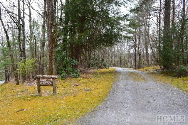 R-45 Ox Lock Road, Cashiers, NC 28717 (MLS #88787) :: Lake Toxaway Realty Co