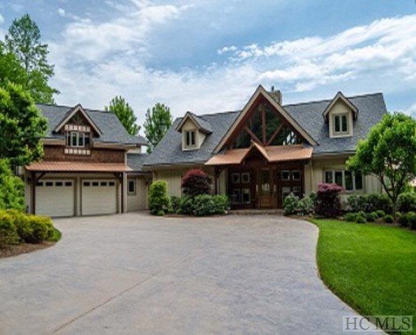 1209 N Bradley Creek Road, Franklin, NC 28734 (MLS #88916) :: Berkshire Hathaway HomeServices Meadows Mountain Realty