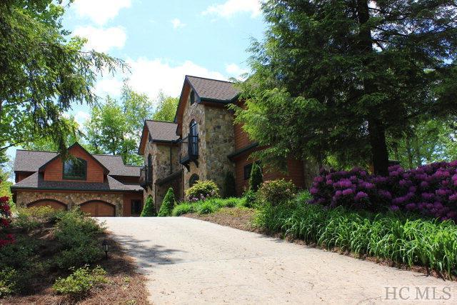 220 Upper Scenic Drive, Dillard, GA 30537 (MLS #89061) :: Lake Toxaway Realty Co