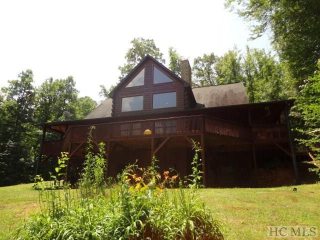 129 Macs Mountain Retreat, Franklin, NC 28734 (MLS #89182) :: Lake Toxaway Realty Co