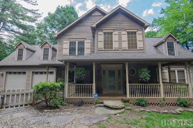 44 Old Mine Point, Lake Toxaway, NC 28747 (MLS #89189) :: Lake Toxaway Realty Co