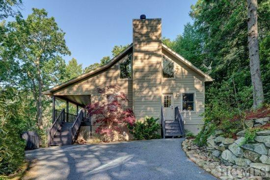 94 Allen Road, Highlands, NC 28741 (MLS #89222) :: Berkshire Hathaway HomeServices Meadows Mountain Realty