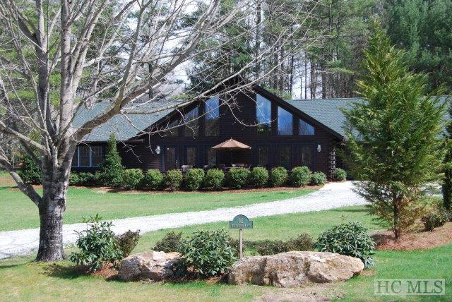 62 Needlepine Lane, Sapphire, NC 28774 (MLS #89459) :: Berkshire Hathaway HomeServices Meadows Mountain Realty
