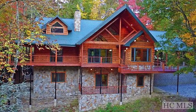 6239 Silversteen Road, Lake Toxaway, NC 28747 (MLS #89593) :: Berkshire Hathaway HomeServices Meadows Mountain Realty