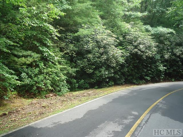 Lot 109 West Christy Trail, Sapphire, NC 28774 (MLS #89667) :: Berkshire Hathaway HomeServices Meadows Mountain Realty
