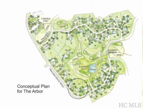 Lot 25 Trillium Ridge Road, Cullowhee, NC 28723 (MLS #89737) :: Berkshire Hathaway HomeServices Meadows Mountain Realty