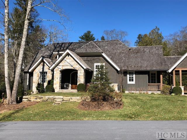 Lot 5 Springview Lane, Highlands, NC 28741 (MLS #89807) :: Berkshire Hathaway HomeServices Meadows Mountain Realty