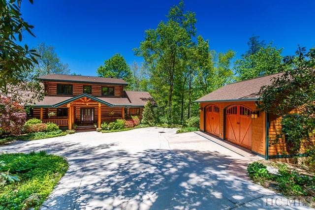 70 Club Court, Lake Toxaway, NC 28747 (MLS #89944) :: Lake Toxaway Realty Co