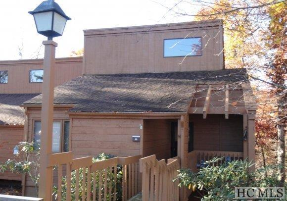 109 #44 Emerald Ridge Road #44, Sapphire, NC 28774 (MLS #89960) :: Lake Toxaway Realty Co