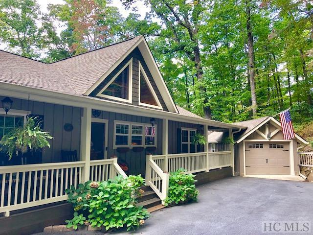 145 Mayapple Drive, Sapphire, NC 28774 (MLS #89970) :: Berkshire Hathaway HomeServices Meadows Mountain Realty