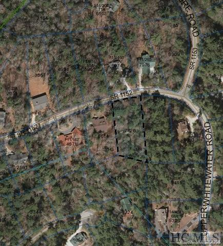 TBD Upper Whitewater Road, Sapphire, NC 28774 (MLS #90030) :: Lake Toxaway Realty Co