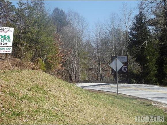 unknown Hwy 106, Scaly Mountain, NC 28775 (MLS #90066) :: Berkshire Hathaway HomeServices Meadows Mountain Realty
