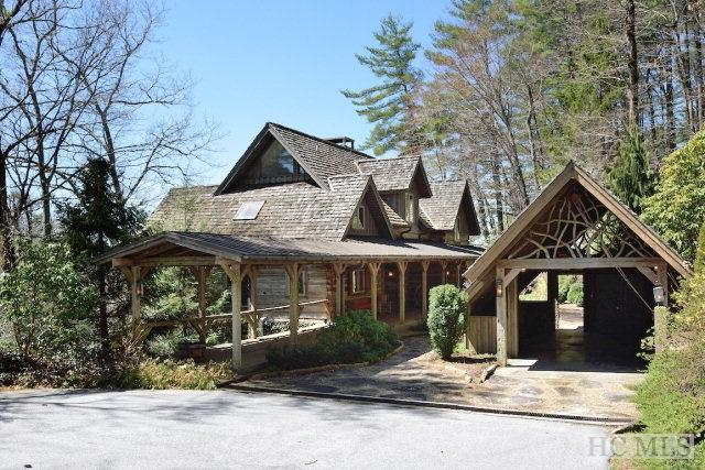 353 Gristmill Ridge, Cashiers, NC 28717 (MLS #90105) :: Berkshire Hathaway HomeServices Meadows Mountain Realty