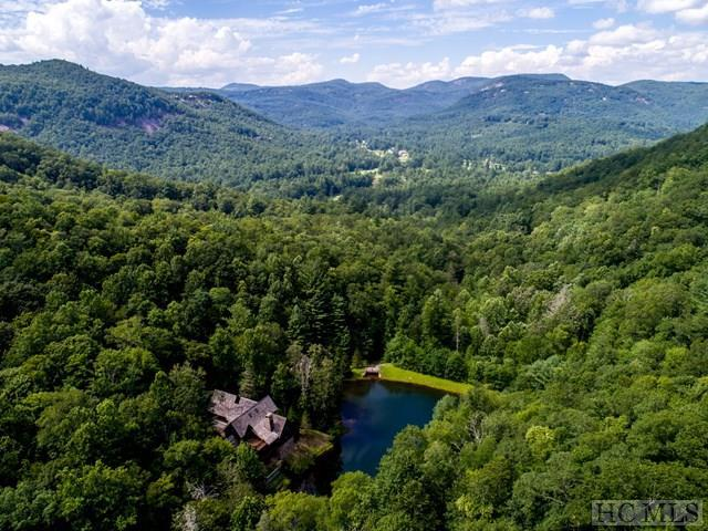 655, 657 Nix Mountain Road, Sapphire, NC 28774 (MLS #90179) :: Berkshire Hathaway HomeServices Meadows Mountain Realty