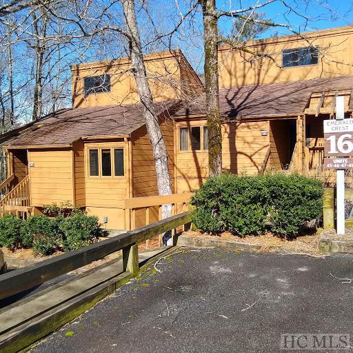 122 Emerald Ridge Road #45, Sapphire, NC 28774 (MLS #90226) :: Berkshire Hathaway HomeServices Meadows Mountain Realty