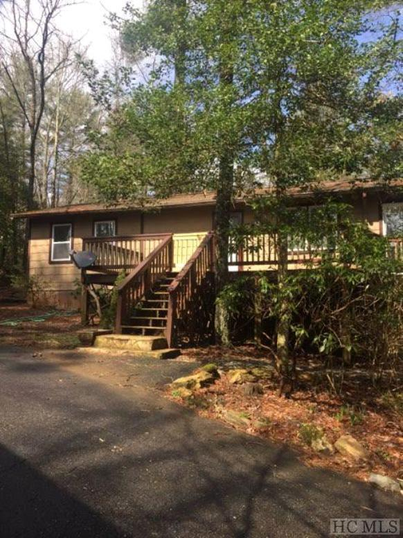 443 Bearwallow Road, Sapphire, NC 28774 (MLS #90309) :: Berkshire Hathaway HomeServices Meadows Mountain Realty