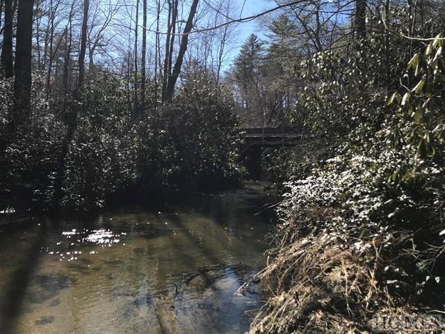 Lot 4 Lakeside Falls, Cullowhee, NC 28723 (MLS #90553) :: Berkshire Hathaway HomeServices Meadows Mountain Realty