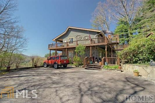226 Moonridge Drive, Sky Valley, GA 30537 (MLS #90666) :: Berkshire Hathaway HomeServices Meadows Mountain Realty
