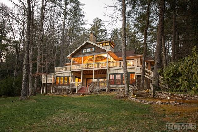 2012 West Club Blvd, Lake Toxaway, NC 28747 (MLS #90800) :: Landmark Realty Group